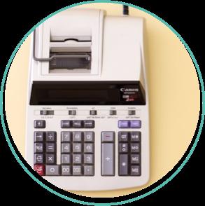 Calculadora de custos de reembolso